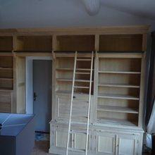 Art-Wood - Bibliothèques